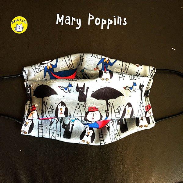 Máscara Mary Poppins