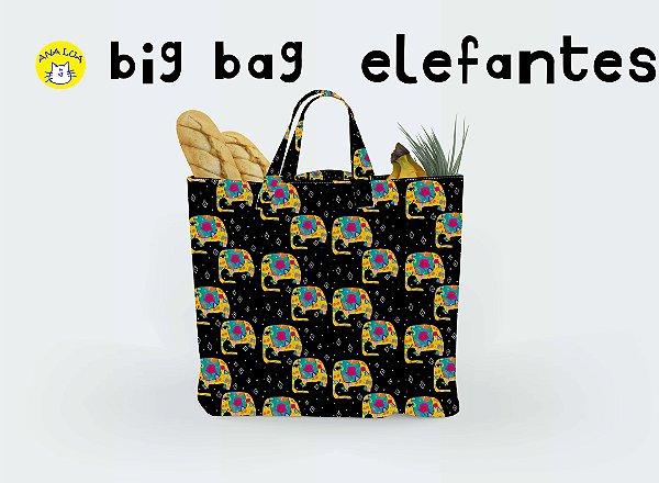 Big Bag Elefantes