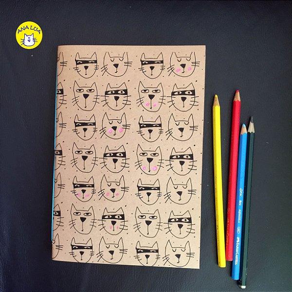 Caderno Gatunos