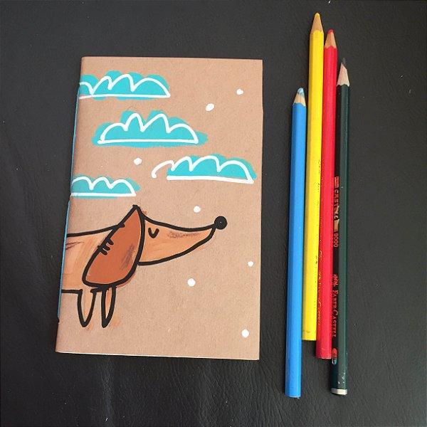Caderninho  Salsicha