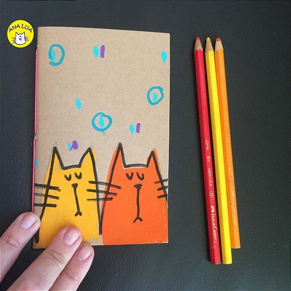 Caderninho  Muitos GAtos