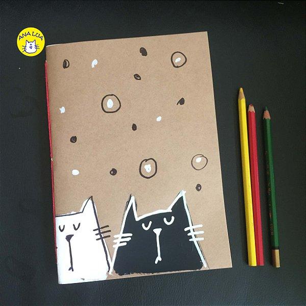 Caderno Gatos BP