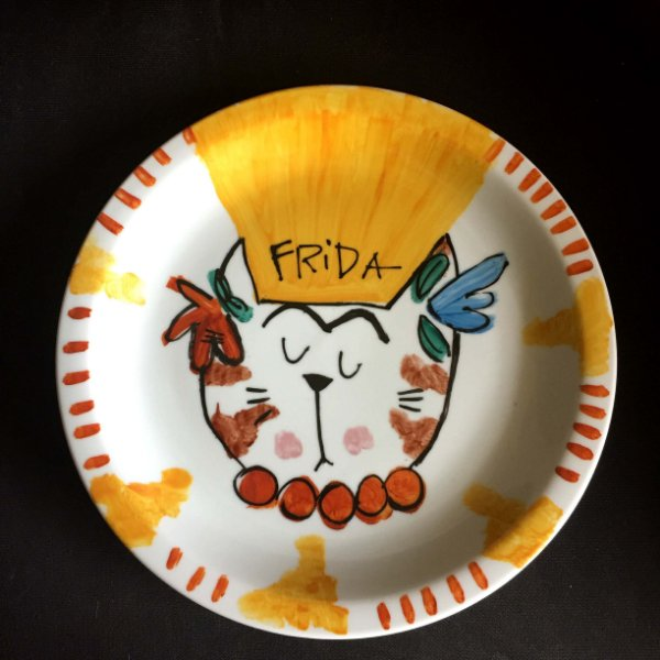 Prato raso Frida