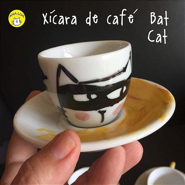 Hora do cafezinho - BAt CAt