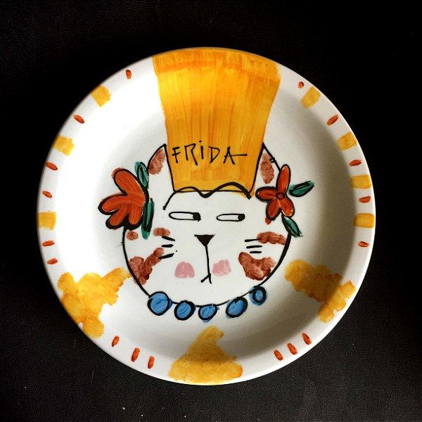 Prato raso Frida desconfiada