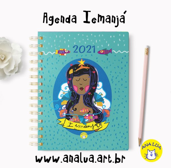 Agenda 2021 Iemanjá