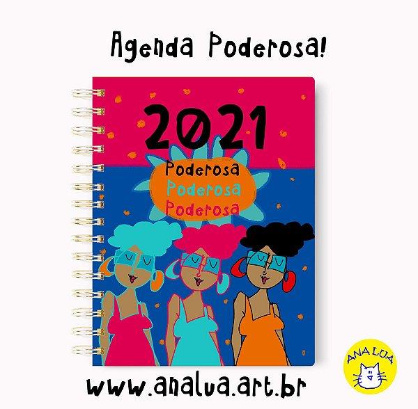 Agenda 2021 Poderosa!
