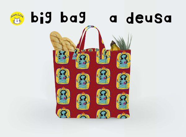 Big Bag A deusa