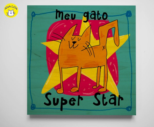 Quadrinho Super Star