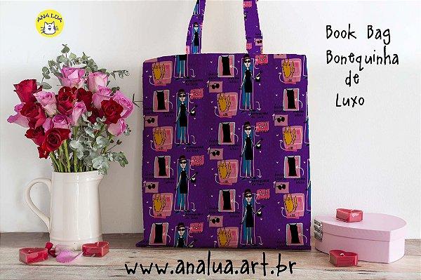 Book Bag  Bonequinha de Luxo
