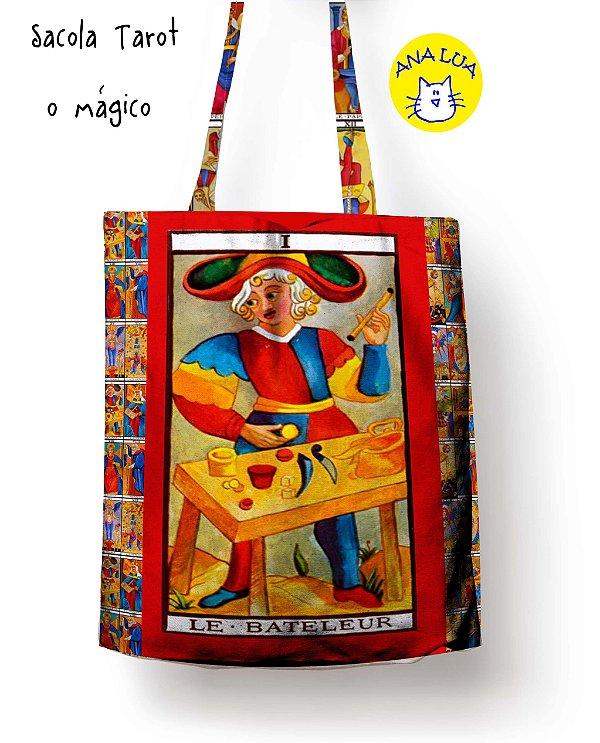 Sacola Tarot  O Mágico