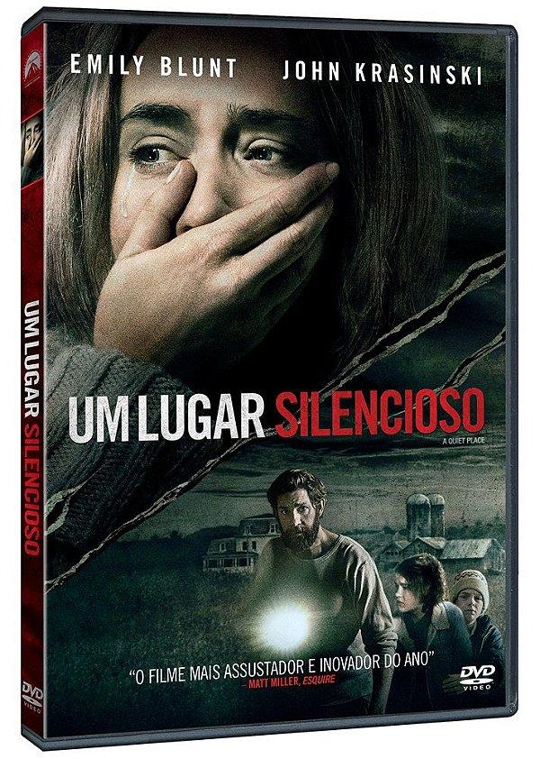 UM LUGAR SILENCIOSO - DVD - ENTREGA A PARTIR DE 21/07/2021