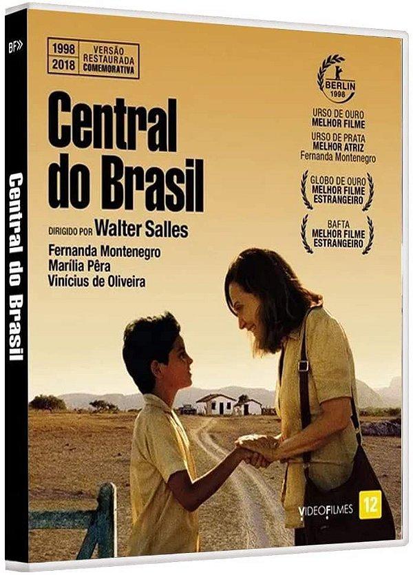CENTRAL DO BRASIL - DVD