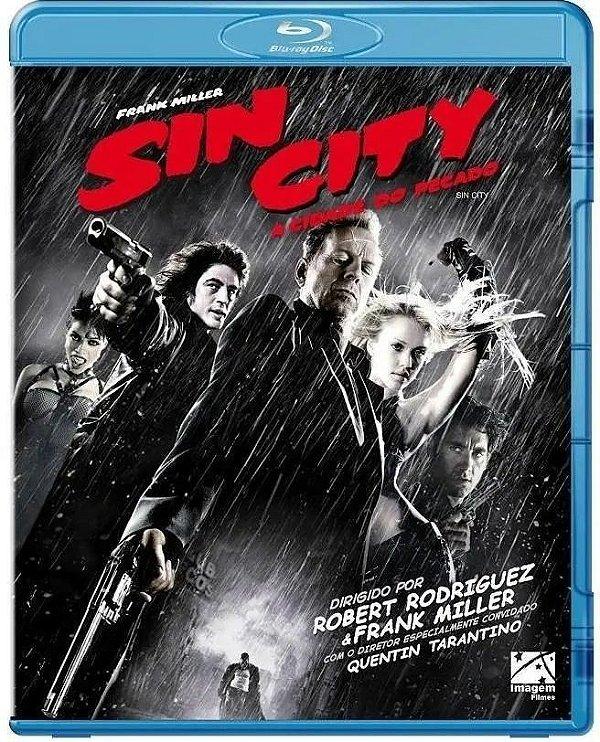 SIN CITY - BLU-RAY