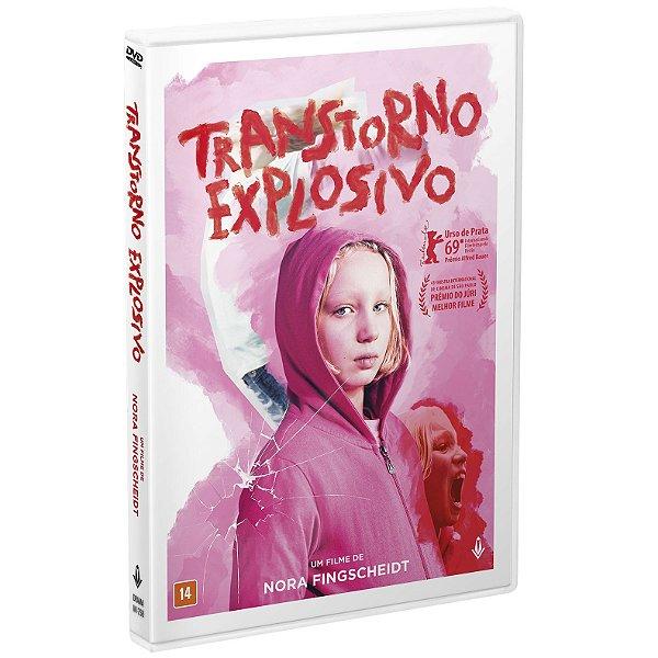 TRANSTORNO EXPLOSIVO - ENTREGA A PARTIR DE 30/06/2021