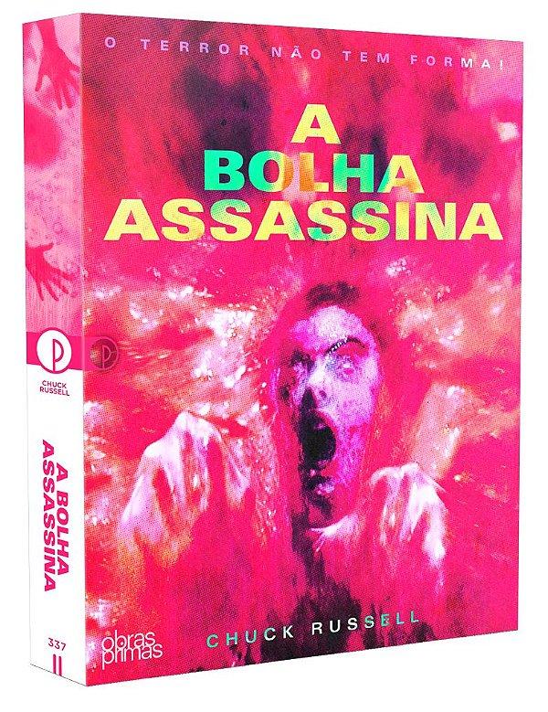 A BOLHA ASSASSINA - EDIÇÃO ESPECIAL DE COLECIONADOR [BLU-RAY + DVD] - ENTREGA A PARTIR DE 17/09/2021