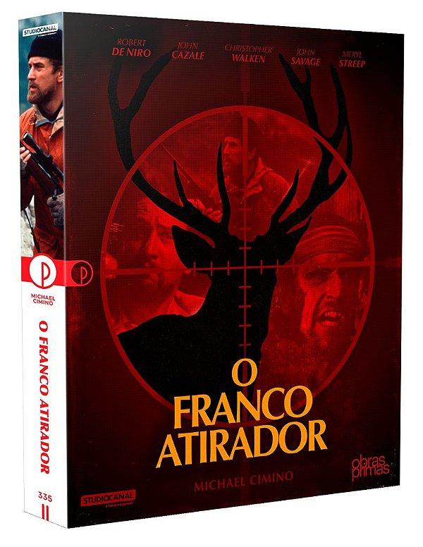 O FRANCO-ATIRADOR - EDIÇÃO ESPECIAL DE COLECIONADOR [BLU-RAY + DVD] - ENTREGA A PARTIR DE 17/09/2021