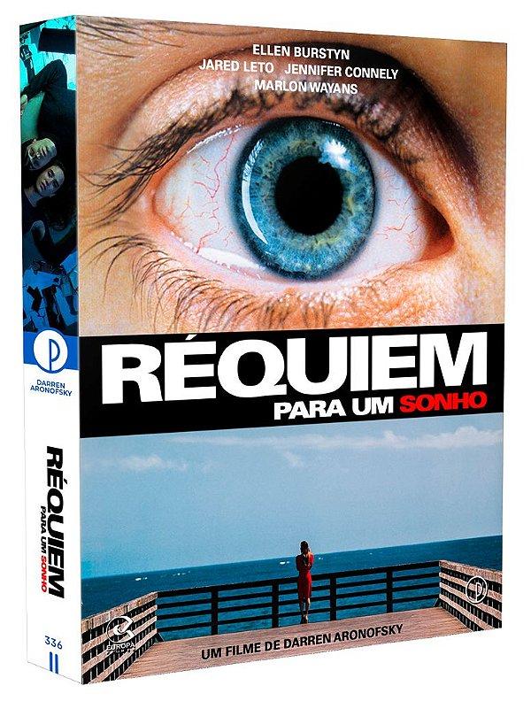 RÉQUIEM PARA UM SONHO - EDIÇÃO ESPECIAL DE COLECIONADOR [BLU-RAY + DVD] - ENTREGA A PARTIR DE 17/09/2021