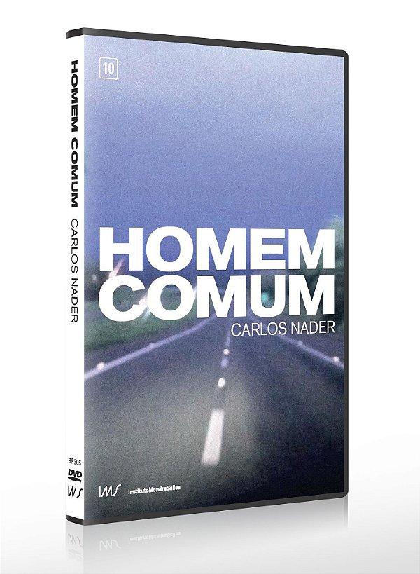 HOMEM COMUM - DVD