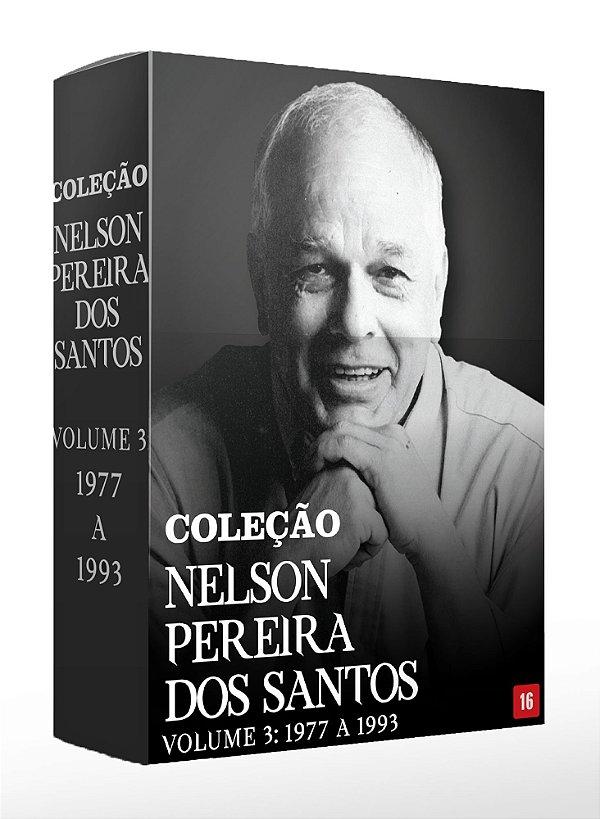 BOX NELSON PEREIRA DOS SANTOS VOL.3