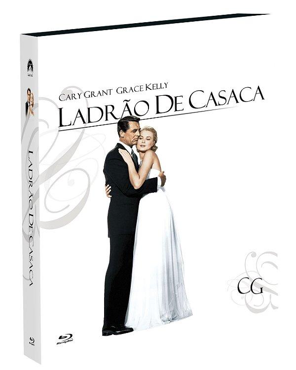 LADRÃO DE CASACA - BD + LUVA