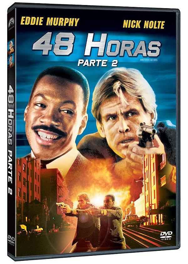 48 HORAS - PARTE 2 DVD