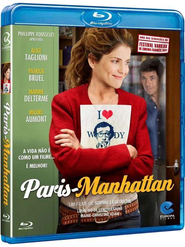 PARIS-MANHATTAN -  BD