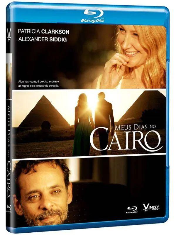 MEUS DIAS NO CAIRO -  BD