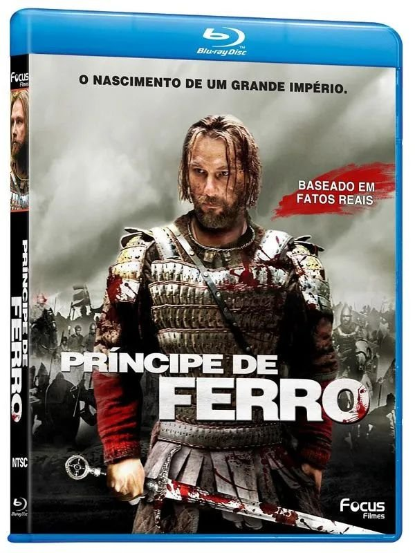 PRÍNCIPE DE FERRO -  BD