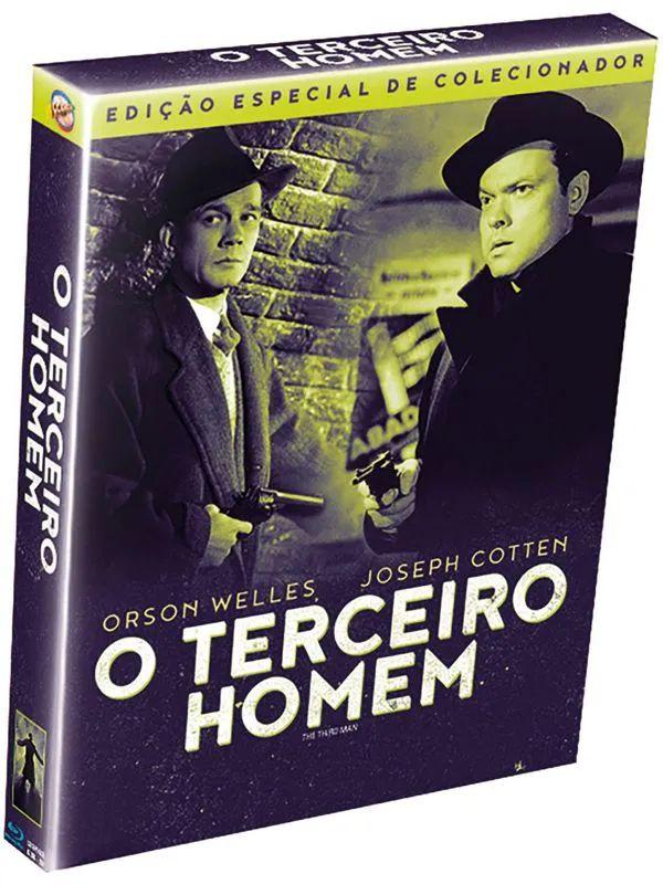 O TERCEIRO HOMEM - BD