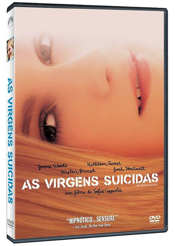 AS VIRGENS SUICIDAS DVD - PRÉ-VENDA 22/10/2021