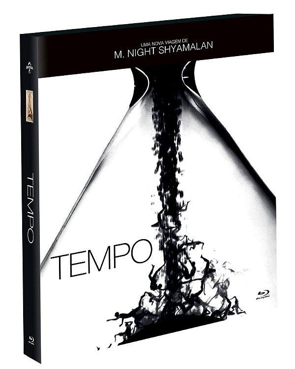 TEMPO - BD + LUVA - PRÉ-VENDA 24/11/2021