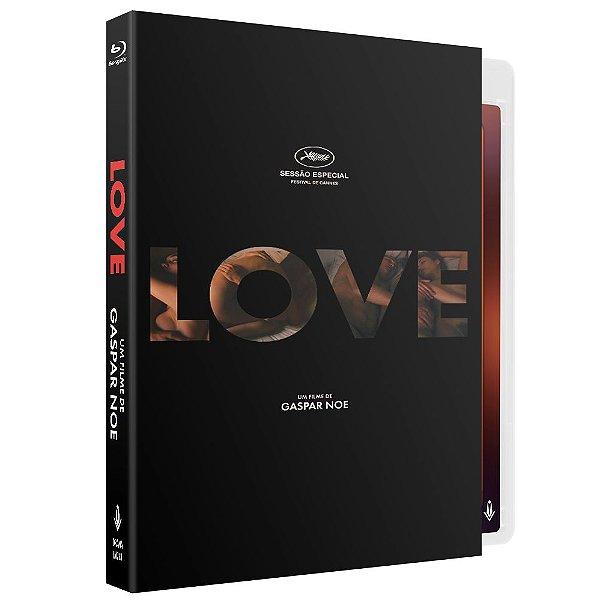 LOVE - BD - PRÉ-VENDA 25/10/2021
