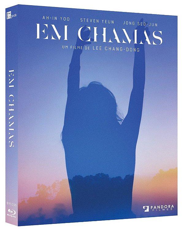 EM CHAMAS -  BD