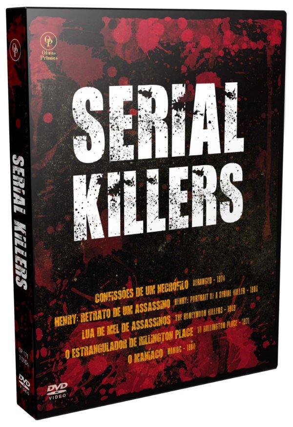 SERIAL KILLERS - DIGISTACK COM 5 FILMES