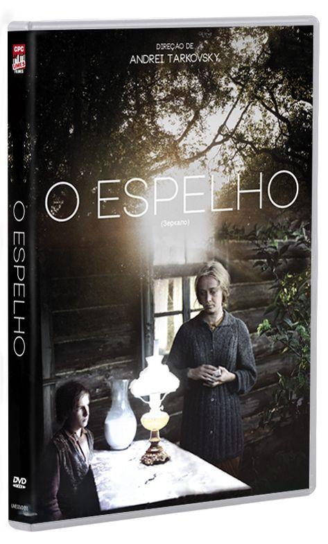 O ESPELHO - DVD