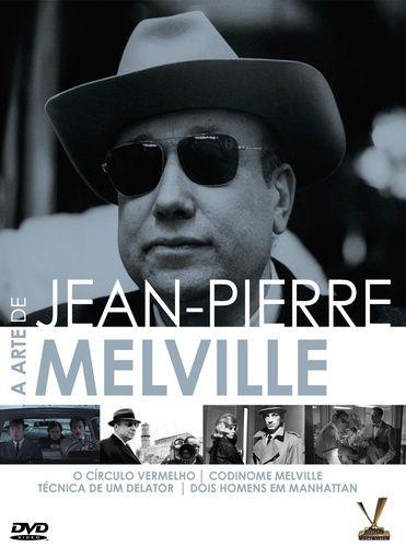 A ARTE DE JEAN-PIERRE MELVILLE (DIGISTACK COM 02 DVDS)