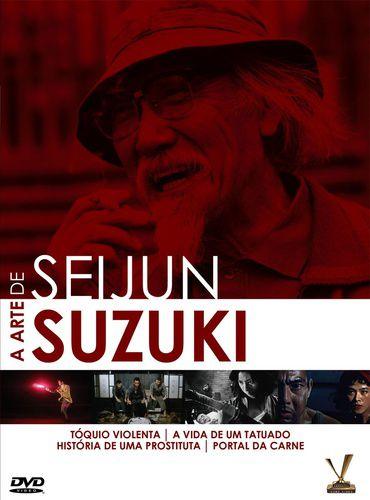A ARTE DE SEIJUN SUZUKI