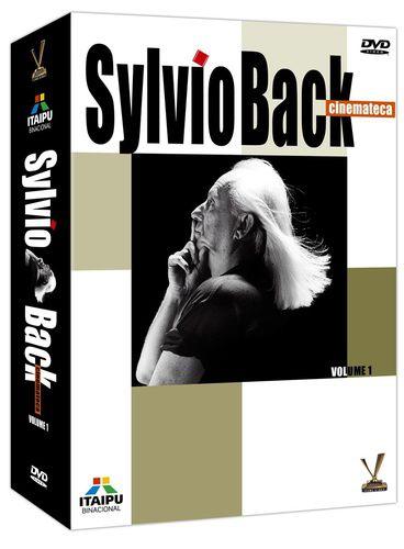 CINEMATECA SYLVIO BACK - VOL. 1 (3 DVDS)