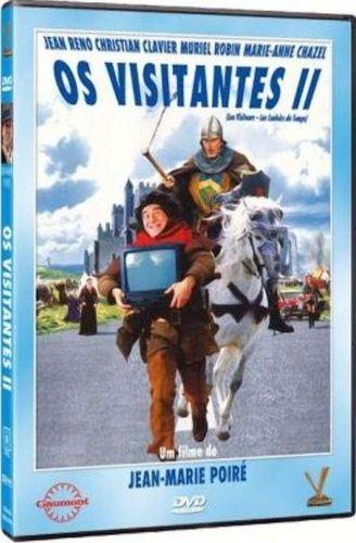 OS VISITANTES II *