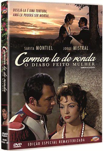 CARMEN LA DE RONDA - O DIABO FEITO MULHER