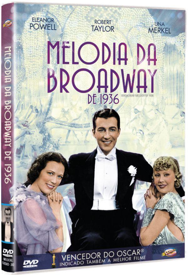 MELODIA DA BROADWAY DE 1936