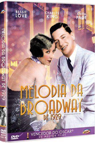MELODIA DA BROADWAY DE 1929