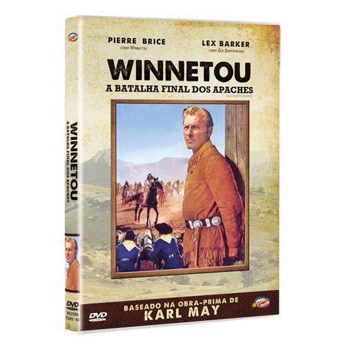 WINNETOU - A BATALHA FINAL DOS APACHES