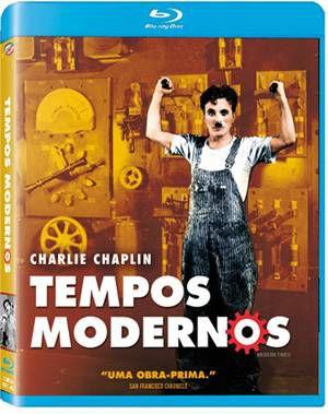 TEMPOS MODERNOS (BLU-RAY)