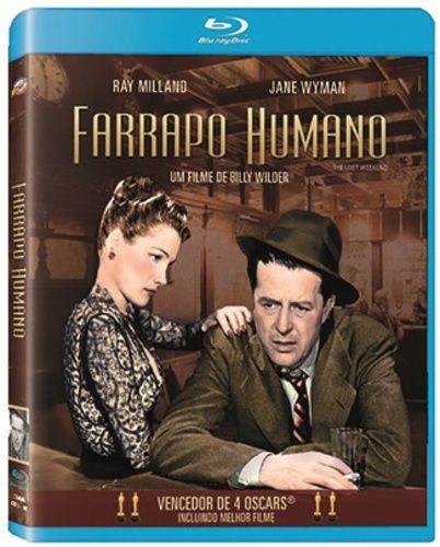 FARRAPO HUMANO (BLU-RAY)
