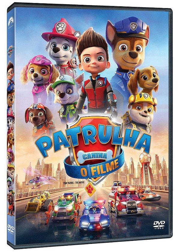 PATRULHA CANINA - O FILME - PRÉ-VENDA - 16/12/2021