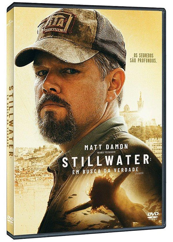 STILLWATER EM BUSCA DA VERDADE - DVD - PRÉ-VENDA - 16/12/2021