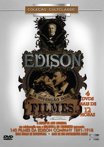 EDISON - A INVENÇÃO DOS FILMES