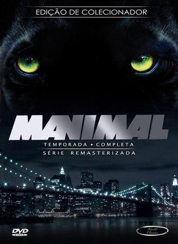 MANIMAL - TEMPORADA COMPLETA
